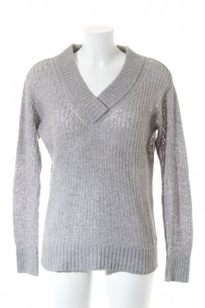 Tommy Hilfiger Knitted Sweater grey-light grey casual look
