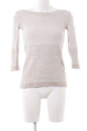 Tommy Hilfiger Maglione lavorato a maglia beige chiaro-beige Colore sfumato