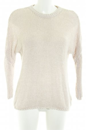 Tommy Hilfiger Strickpullover nude Casual-Look
