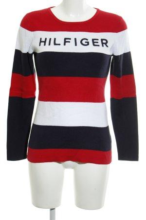 Tommy Hilfiger Jersey de punto letras bordadas look casual