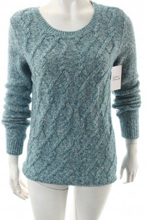 Tommy Hilfiger Strickpullover türkis Street-Fashion-Look