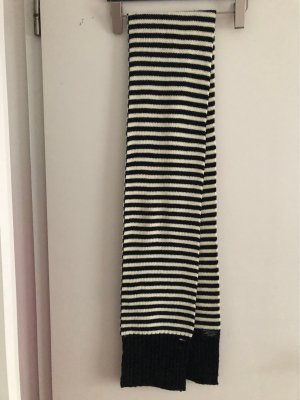 Tommy Hilfiger Knitted Scarf white-black