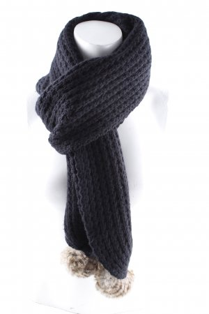 Tommy Hilfiger Knitted Scarf black casual look