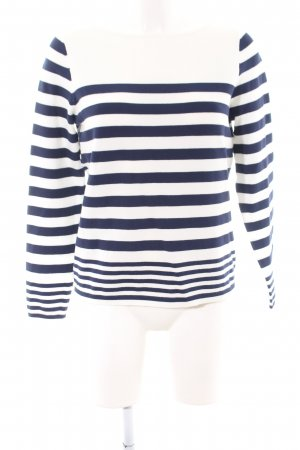 Tommy Hilfiger Knitted Jumper white-blue striped pattern casual look
