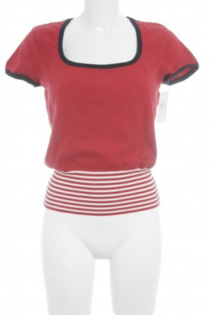 Tommy Hilfiger Knitted Top striped pattern casual look