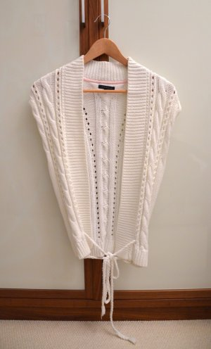 Tommy Hilfiger Reversible Vest natural white-white