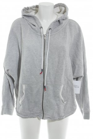 Tommy Hilfiger Sweat Jacket light grey-grey flecked casual look