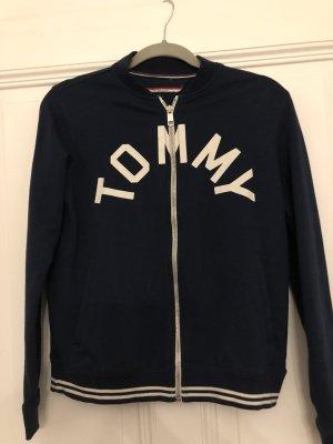 Tommy Hilfiger Chaqueta estilo camisa azul oscuro