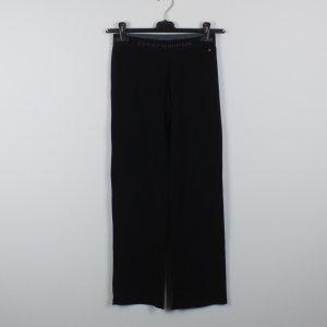 Tommy Hilfiger Pantalon de jogging noir coton