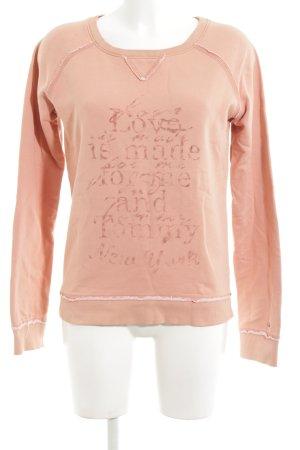 Tommy Hilfiger Sweatshirt pink Casual-Look