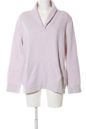 Tommy Hilfiger Sweatshirt pink meliert Casual-Look