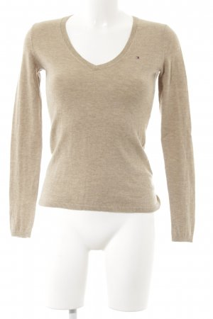 Tommy Hilfiger Sweatshirt beige-nude Webmuster Business-Look
