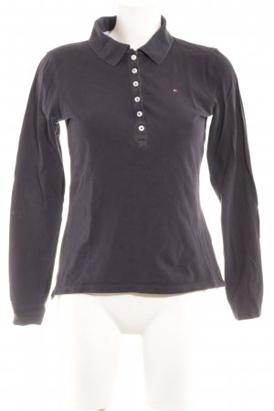 Tommy Hilfiger Sweatshirt dunkelblau Business-Look