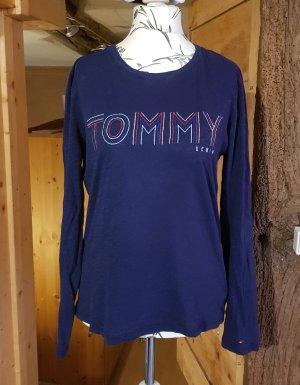 Tommy Hilfiger Denim Sweatshirt veelkleurig Katoen