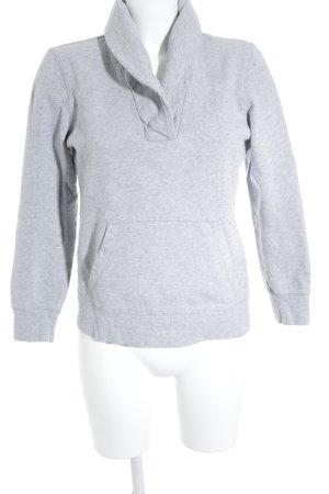 Tommy Hilfiger Sweatshirt hellgrau sportlicher Stil