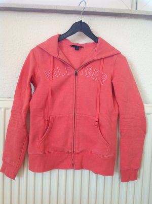 Tommy Hilfiger Sweat Jacket bright red