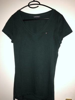 Tommy Hilfiger T-Shirt forest green