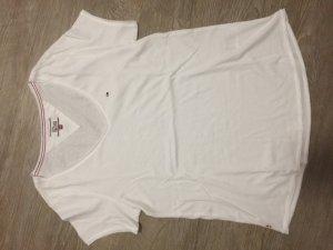 Tommy Hilfiger Denim Camisa con cuello V multicolor Algodón