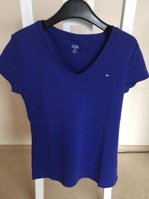 Tommy Hilfiger Camiseta azul Algodón