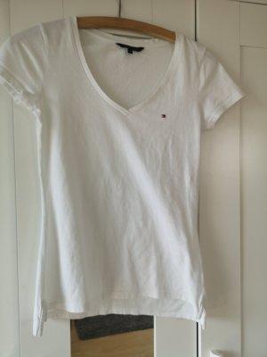 Tommy Hilfiger T-Shirt basic XS weiß