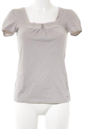 Tommy Hilfiger T-Shirt beige-hellgrau Casual-Look