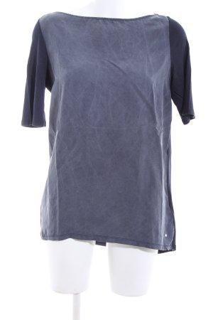 Tommy Hilfiger T-Shirt blau Casual-Look