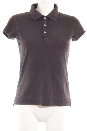 Tommy Hilfiger T-Shirt dunkelblau sportlicher Stil