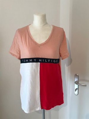 Tommy Hilfiger Denim Camiseta multicolor Algodón