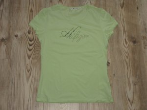 Tommy Hilfiger T-Shirt lime-green