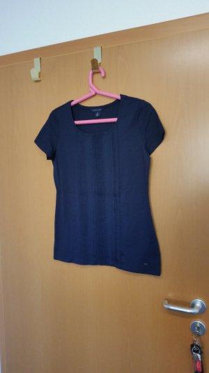 Tommy Hilfiger T-Shirt Gr. M dunkelblau