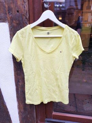 Tommy Hilfiger T-Shirt Gr. M Gelb