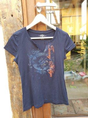 Tommy Hilfiger T-Shirt Gr. S dunkelblau