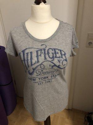 Tommy Hilfiger T-Shirt grau Gr. L