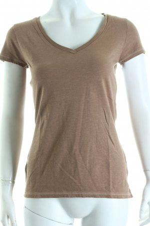 Tommy Hilfiger T-Shirt light brown simple style
