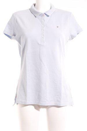 Tommy Hilfiger T-Shirt himmelblau sportlicher Stil