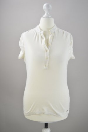 Tommy Hilfiger T-Shirt in creme Größe M
