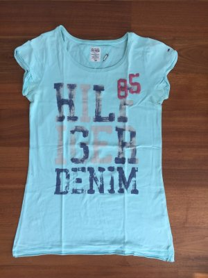 Tommy Hilfiger T-Shirt multicolored cotton