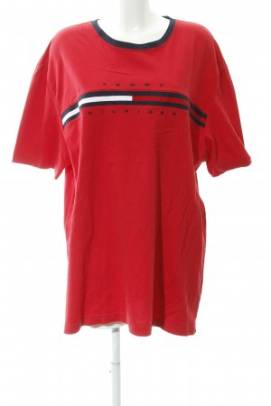 Tommy Hilfiger T-Shirt mehrfarbig Casual-Look