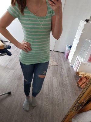 Tommy Hilfiger T-Shirt mint grün Gr S