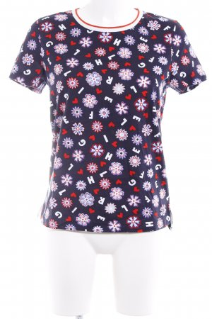 Tommy Hilfiger T-Shirt Mustermix Casual-Look
