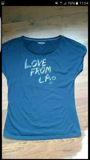 Tommy Hilfiger T-Shirt Pailletten