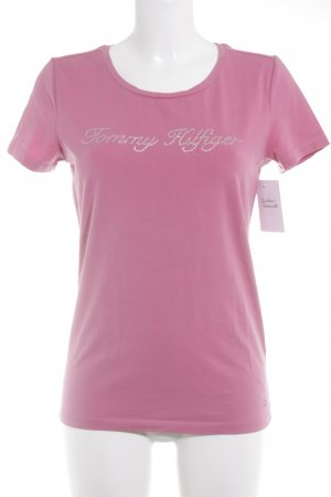 Tommy Hilfiger T-Shirt pink Casual-Look