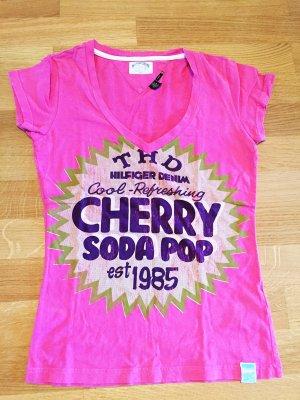 Tommy Hilfiger T Shirt pink Gr. M