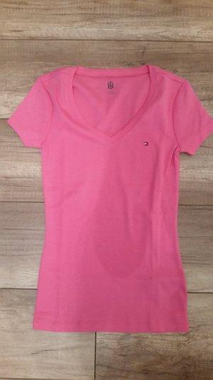 Tommy Hilfiger T-Shirt pink gr. XS, neu