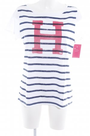 Tommy Hilfiger T-shirt stampa stile casual