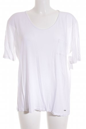 Tommy Hilfiger T-shirt blanc style simple