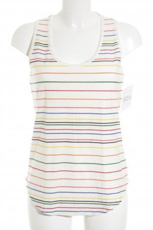 Tommy Hilfiger Tanktop Streifenmuster Casual-Look