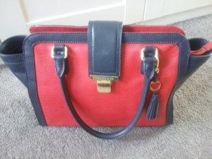 Tommy Hilfiger Handtas rood-blauw