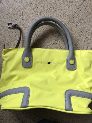Tommy Hilfiger Tasche neon gelb ganz neu !