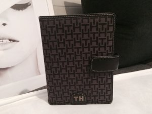 Tommy Hilfiger Writing Case black-anthracite